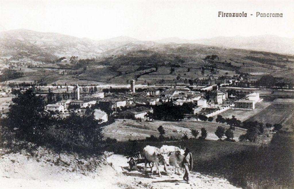 Firenzuola - panorama risultato