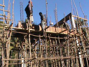 costruzione cappella Atambua 1 risultato