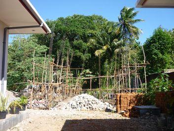 prime foto costruzione cappella Atambua 1 risultato
